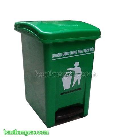 Thùng rác MGB 025